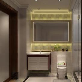 现代风格卫浴设计 会呼吸的浴室