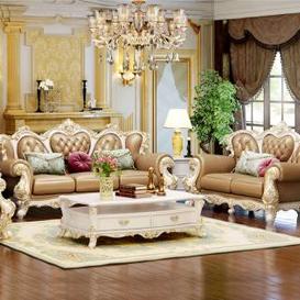 法式风格-客厅设计 把家玩出浪漫