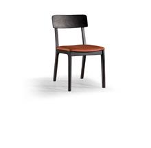 水曲柳木时尚简约餐椅