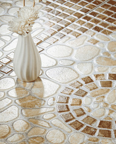 仿石纹釉面砖
