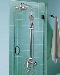 美标可升降淋浴花洒套 CF9088
