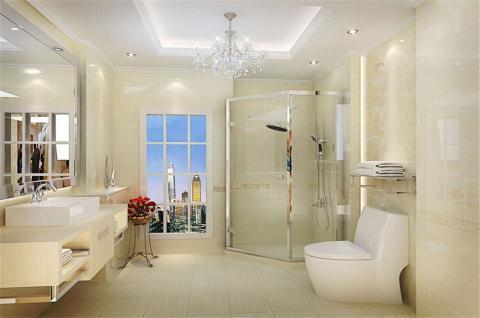 【箭牌瓷砖】简约现代 光耐磨防滑瓷片云海 厨房卫生间内墙面 腰线90*450mm AW732RY1