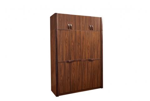 【森匠】中式风格 高端品质 四门衣柜带顶柜JYT-W9600-SMYG1