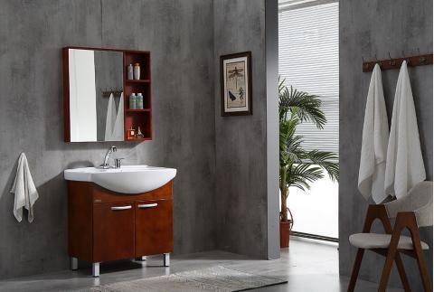 唐彩衛浴,浴室柜,TC3728,進口橡木,華耐家居商城