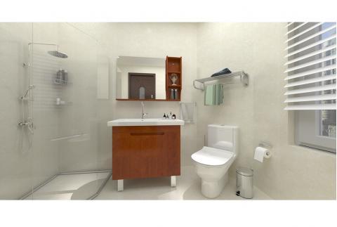 【618大促】馬可波羅墻磚地磚法恩莎馬桶花灑浴室柜衛浴套餐包純白之鄉