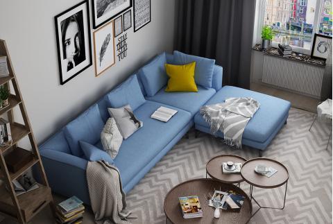 利豪·唯美,客厅家具,华耐家居商城