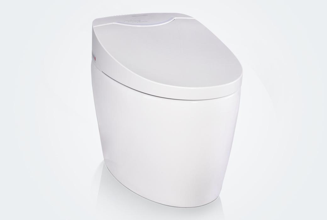 【立家衛浴】RMJ6901 即熱式斷電保護自動沖洗智能馬桶座便器一體機RMJ6901