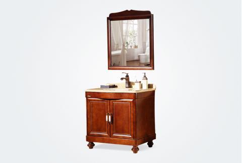 唐彩卫浴,浴室柜,TC3908-9,橡木,华耐家居商城