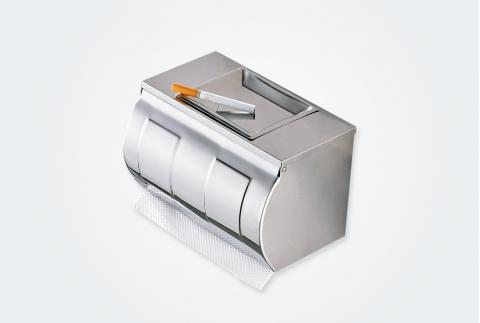 【卡貝】衛生間紙巾盒 防水廁所卷紙盒洗手間卷紙架 T82603