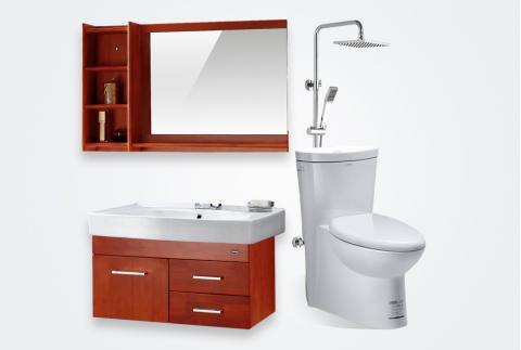 家美系列卫浴包02 AB1180+AE3310+APGM348 含配件