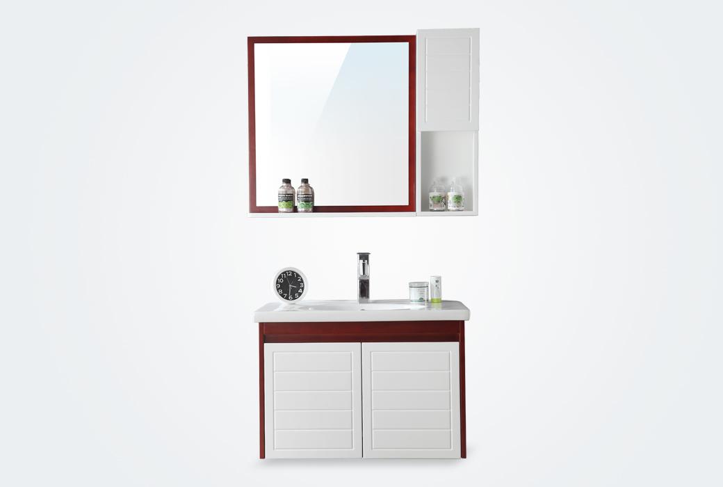 【箭牌卫浴】现代简约 橡木洗脸手挂墙浴室柜 AE2202