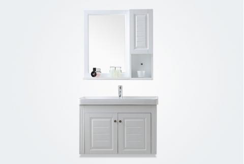 唐彩卫浴,浴室柜,TC37162-8,实木,华耐家居商城