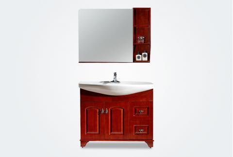 【法恩莎】实木浴室柜 中式风格 FPGM3647-D