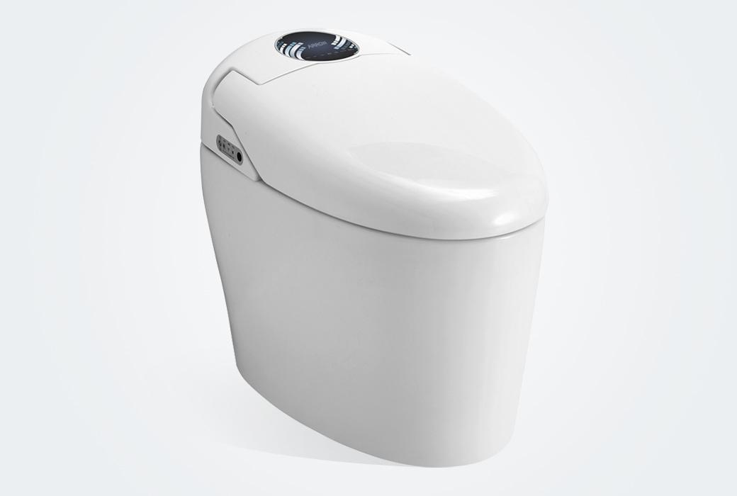【箭牌卫浴】全自动无水箱冲水烘干除臭高端智能马桶 AKB1131 300坑距