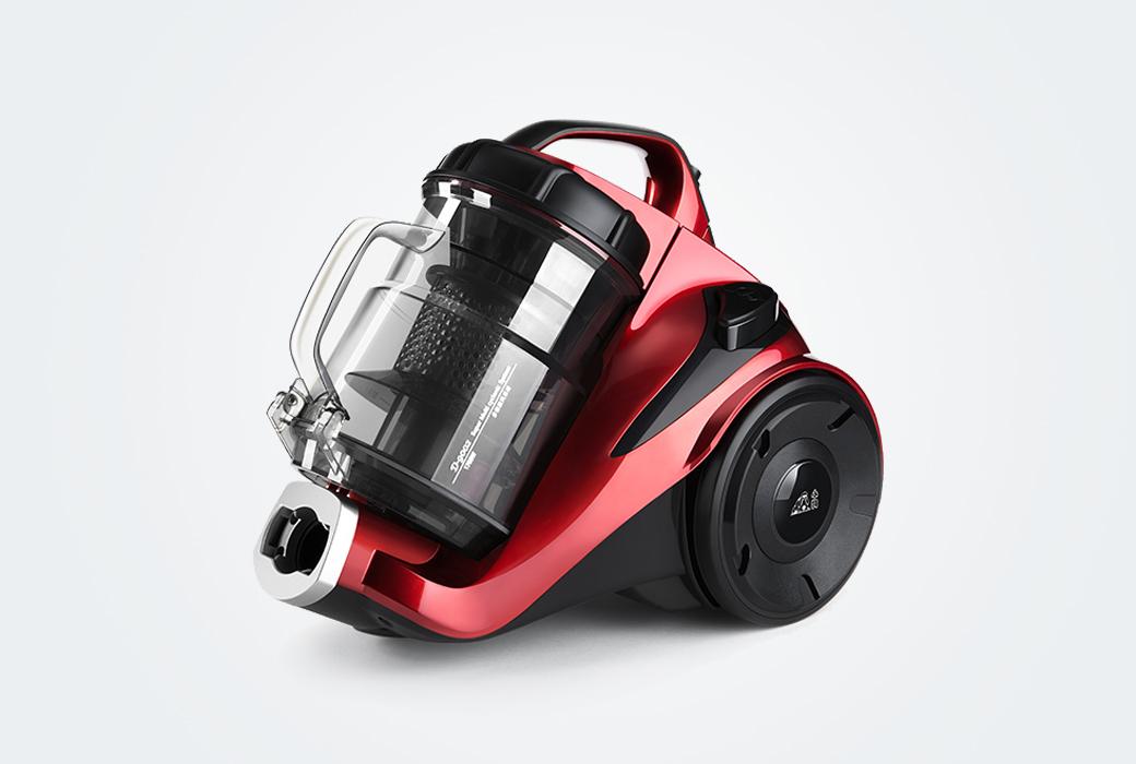 【小狗】小型家用吸尘器静音强力大功率深层除螨虫无耗材吸尘机D-9002