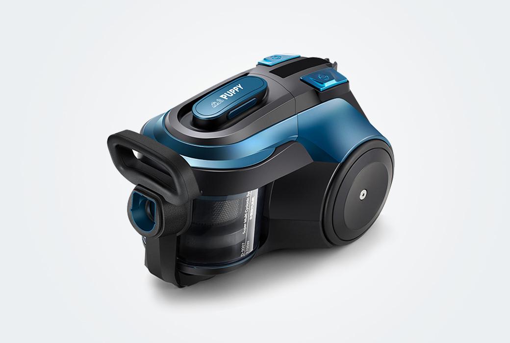 【小狗】高端家用吸尘器静音大功率强力小型真空地毯除螨吸尘机D-9007