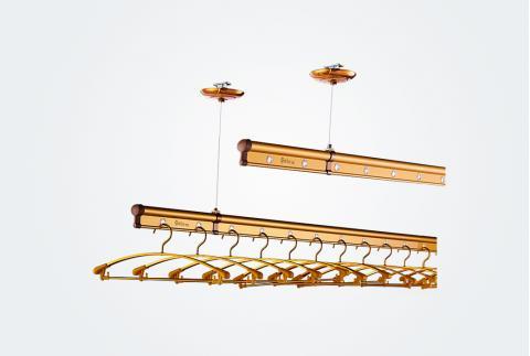 卡贝,生活用品,911G-2.4米(金色),铝,华耐家居商城