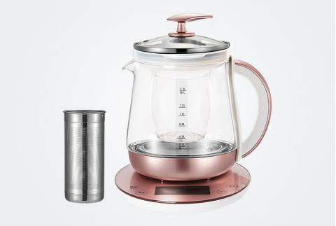 【網易嚴選】1.5L養生壺 粉色 1529001 (積分商城)