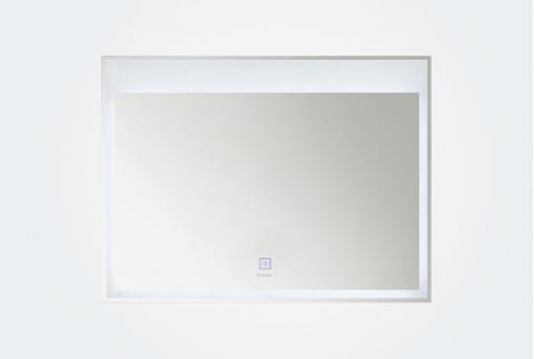 【卡贝】无框浴室镜 ?#24403;?#25346;led智能卫生间化?#26412;?YPJD-100 长100cm