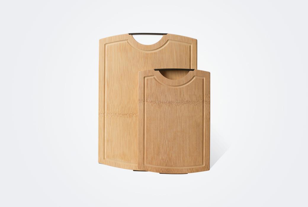【網易嚴選】整竹砧板子母套裝1563060