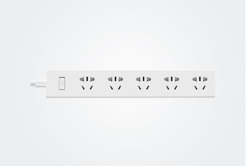 【網易嚴選】網易智造5A插線板 白色1396008 (積分商城)