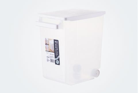 【茶花】網紅款密封米桶-L2310 17升