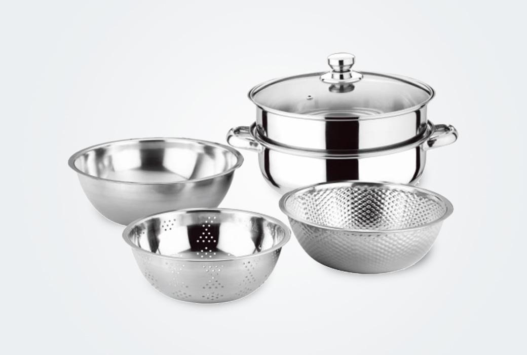 【巴爾德】特美味廚房套裝 4件套BT-2001(積分商城)