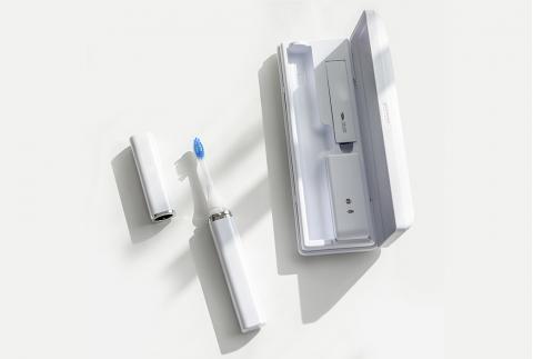 【网易严选】日式和风声波式便携电动牙刷 象牙白 1352009