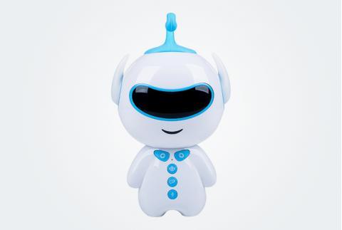 ?#23621;?#30000;禾品】 早教机语音对话智能机器人wifi益智玩具?#36866;?#26426;小学学习机  王子蓝 (早教机语音对话智能机器人_ZNJQR)