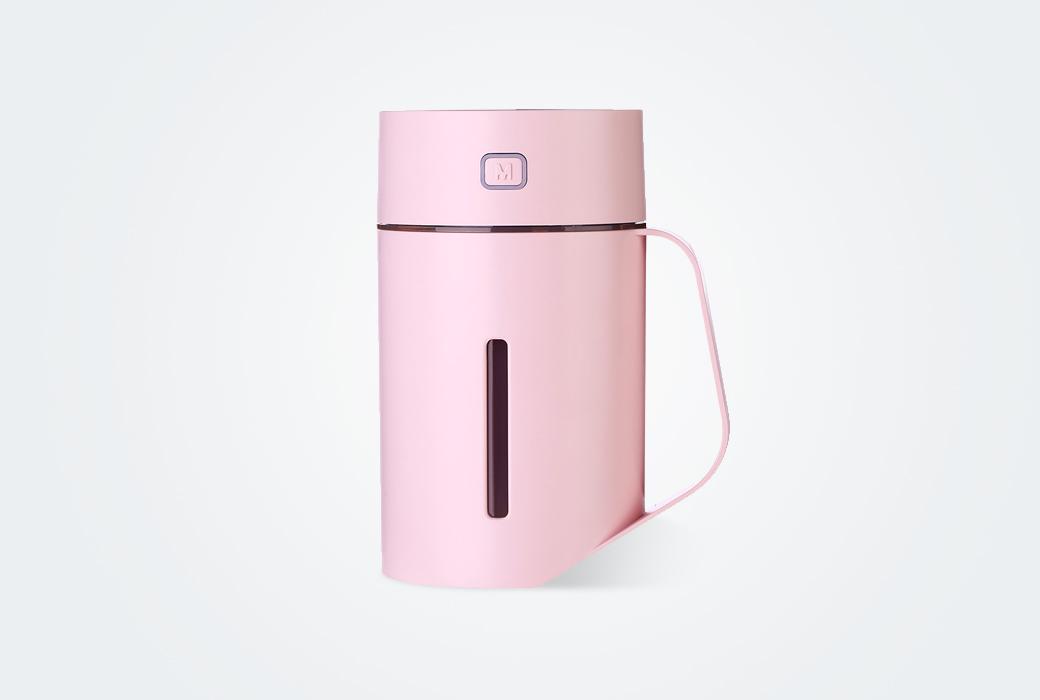 1號杯加濕器4個小時自動斷電 智能保護防干燒 充電款