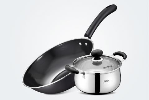 【愛仕達】廚房兩件套 SN02CT2