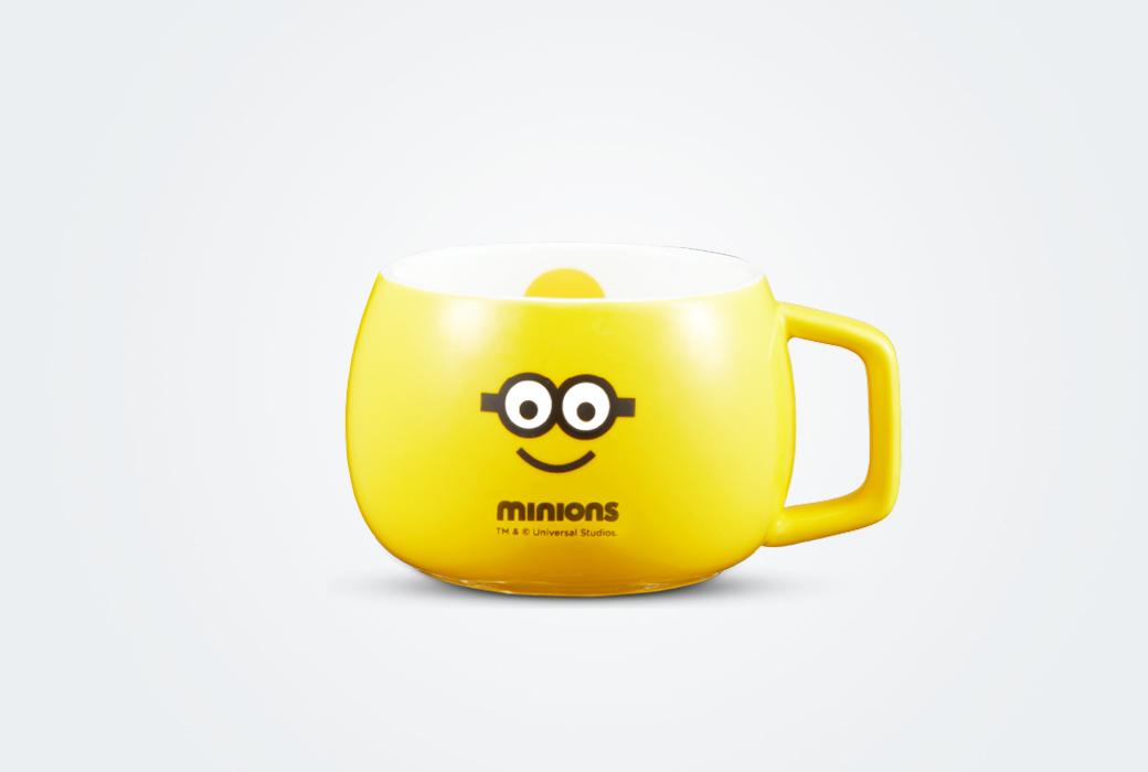 【小黃人】神偷奶爸小黃人奶咖對杯 MN-JNKD28-2