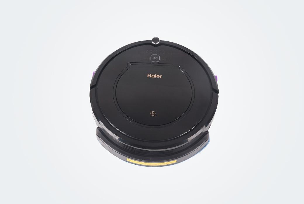 【海爾】掃地機器人全自動智能充電家用清掃機器人規劃式吸掃拖一體機吸塵器TD31