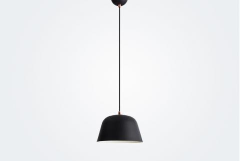 【网易严选】点亮一室浪漫,北欧马卡龙吊灯 夜色黑 3635863 不含安装