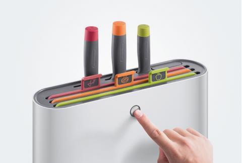 摩飛砧板刀具消毒機MR1000智能消毒殺菌刀架紫外線抑菌