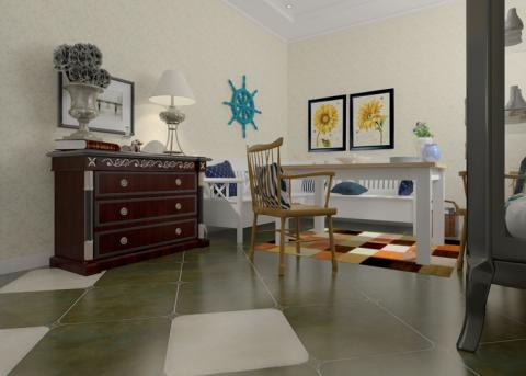 馬可波羅│可能是最清新的 客廳